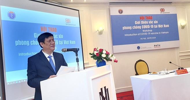 Việt Nam sẽ được tiếp cận vắc xin COVID-19 từ nguồn cung COVAX - Ảnh 1.