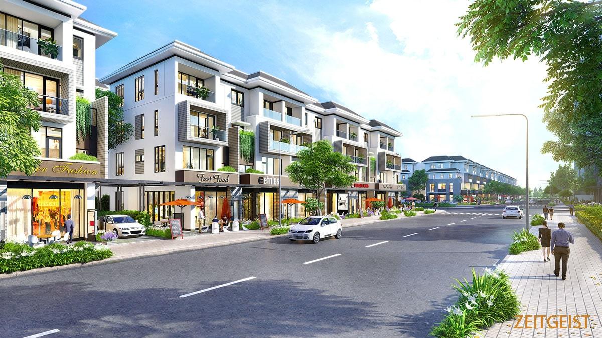 5 dự án biệt thự và nhà phố hình thành trong tương lai có giá hàng nghìn USD một m2 tại TP HCM  - Ảnh 4.