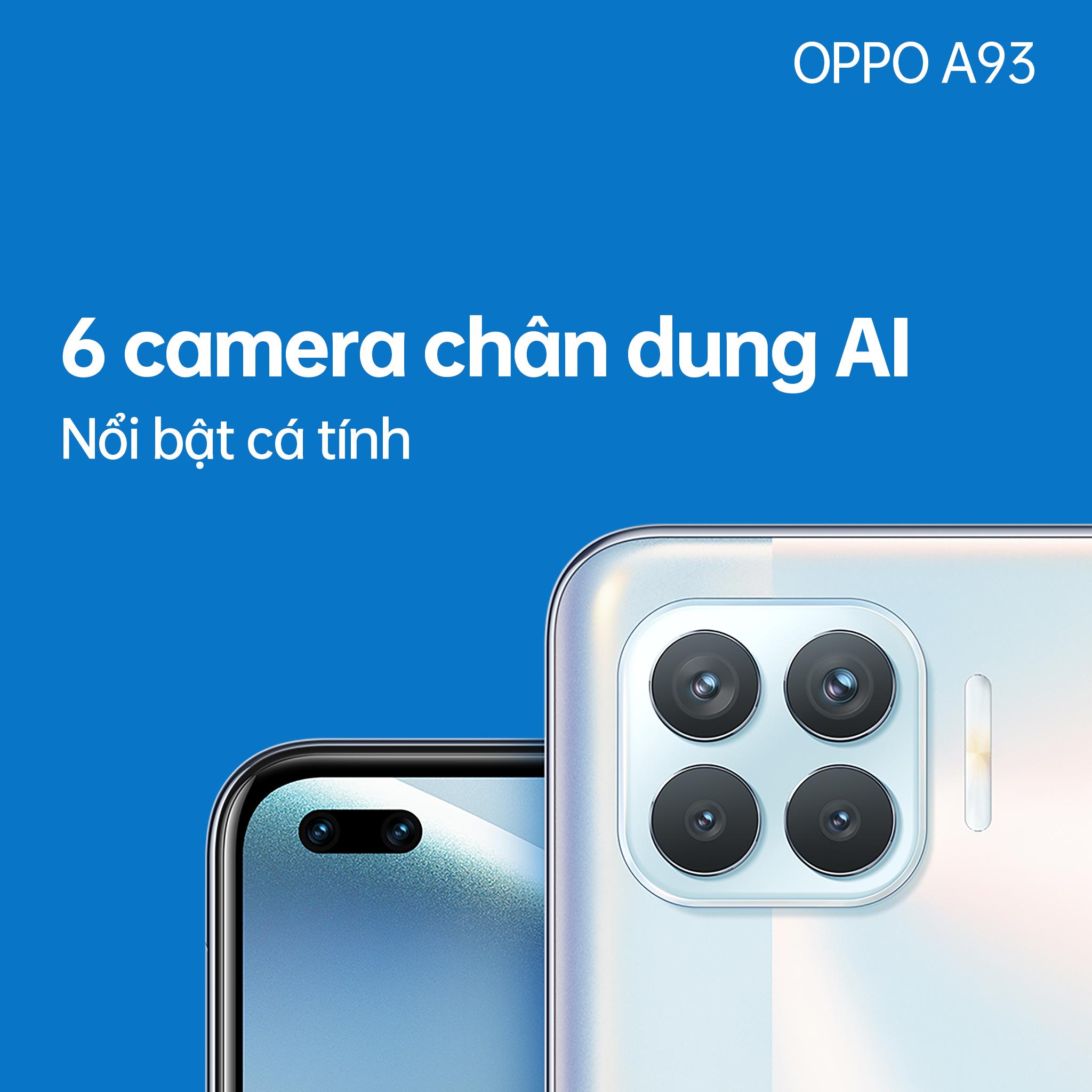 Khám phá 15 tính năng nổi bật của OPPO A93 cho xu hướng AI Camera chất lượng - Ảnh 5.
