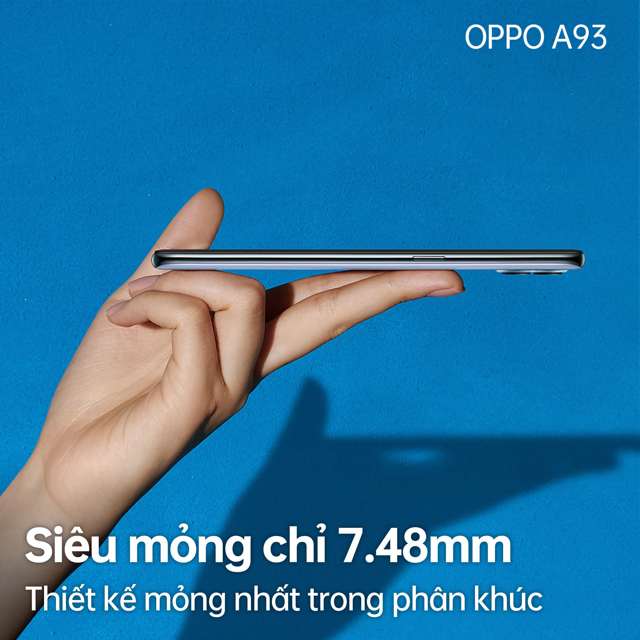 Khám phá 15 tính năng nổi bật của OPPO A93 cho xu hướng AI Camera chất lượng - Ảnh 6.