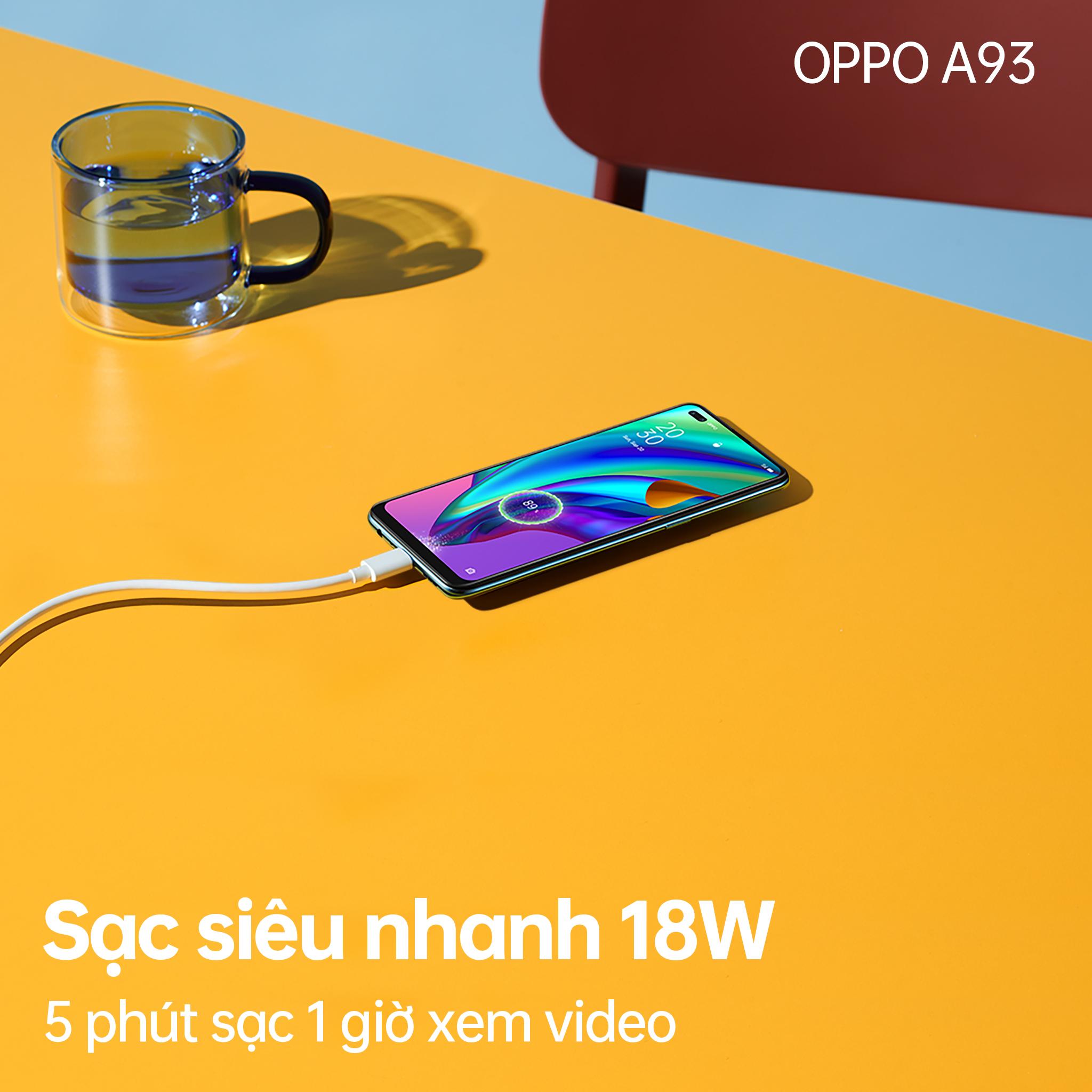 Khám phá 15 tính năng nổi bật của OPPO A93 cho xu hướng AI Camera chất lượng - Ảnh 11.