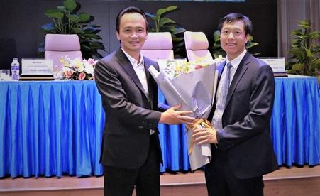 FLC Faros miễn nhiệm Phó Tổng Giám đốc Nguyễn Thiện Phú - Ảnh 2.