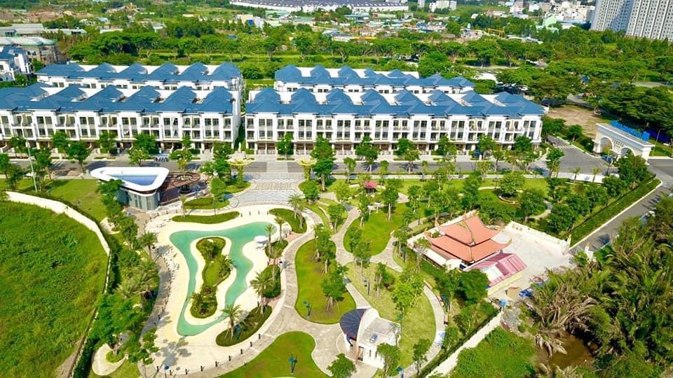 5 dự án biệt thự và nhà phố hình thành trong tương lai có giá hàng nghìn USD một m2 tại TP HCM  - Ảnh 5.