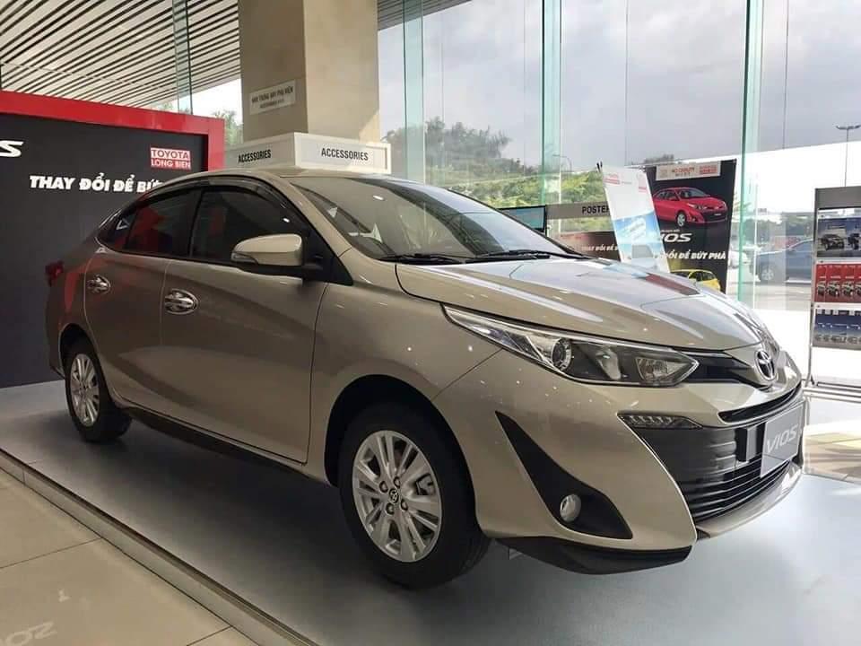 Toyota Vios bất ngờ giảm giá hàng chục triệu đồng, rẻ ngang VinFast Fadil - Ảnh 1.