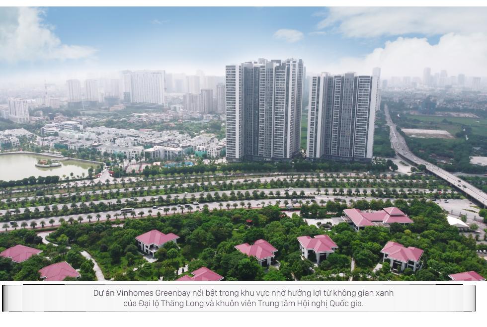 Vùng qui hoạch đẹp Keangnam: Hàng loạt doanh nghiệp lớn đổ về đầu tư, nhiều công trình nổi tiếng thế giới - Ảnh 23.
