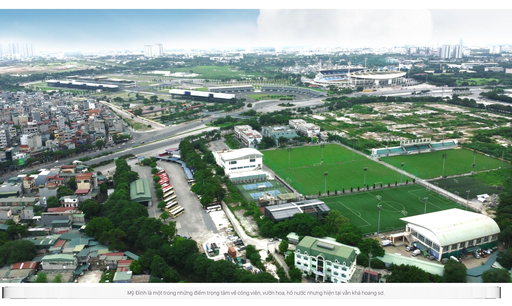 Vùng qui hoạch đẹp Keangnam: Hàng loạt doanh nghiệp lớn đổ về đầu tư, nhiều công trình nổi tiếng thế giới - Ảnh 26.