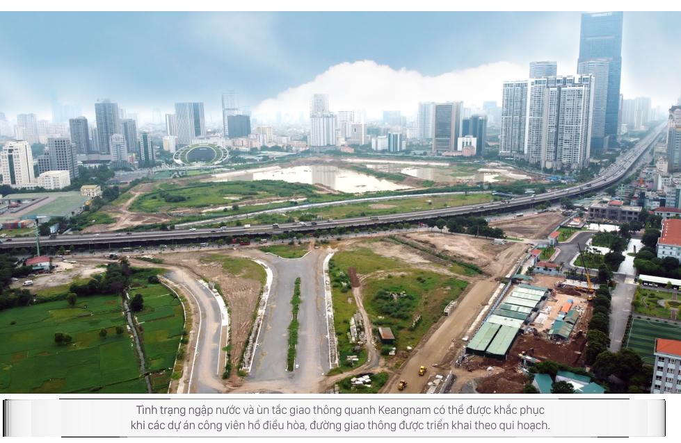Vùng qui hoạch đẹp Keangnam: Hàng loạt doanh nghiệp lớn đổ về đầu tư, nhiều công trình nổi tiếng thế giới - Ảnh 30.