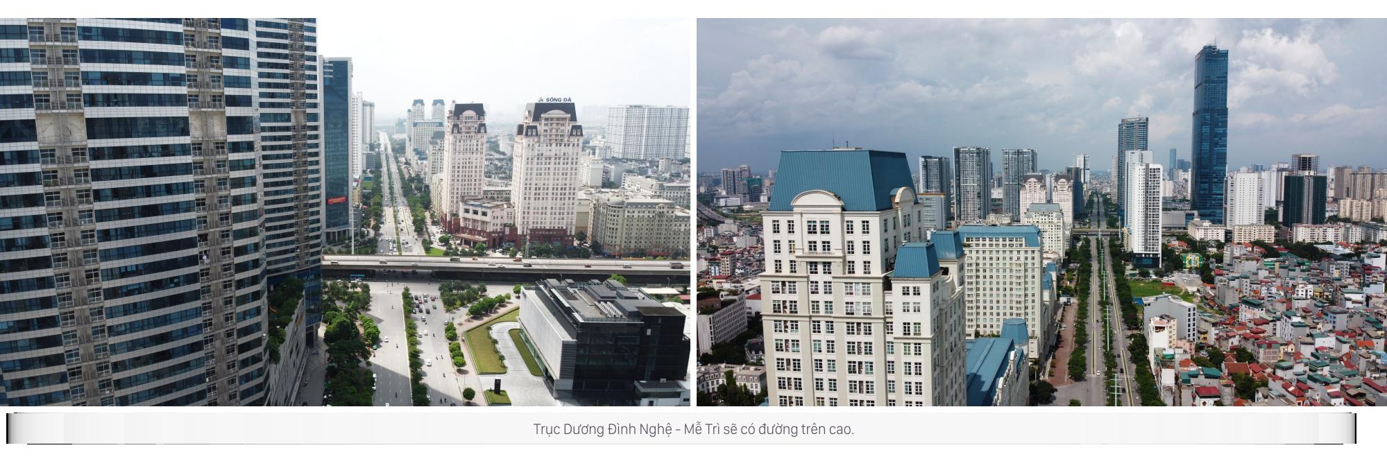 Vùng qui hoạch đẹp Keangnam: Hàng loạt doanh nghiệp lớn đổ về đầu tư, nhiều công trình nổi tiếng thế giới - Ảnh 7.