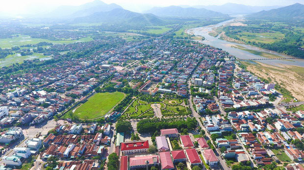 Bình Định công bố qui hoạch đô thị Tây Sơn qui mô 69.000 ha - Ảnh 1.