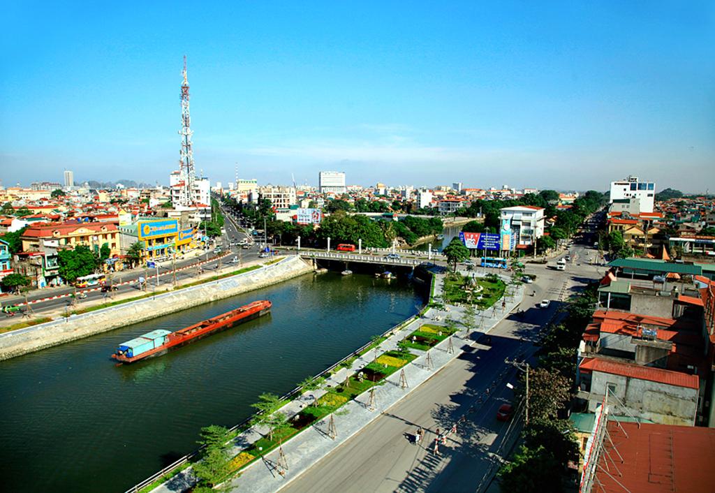 Duyệt qui hoạch một số tòa nhà cao tầng tại TP Ninh Bình - Ảnh 1.