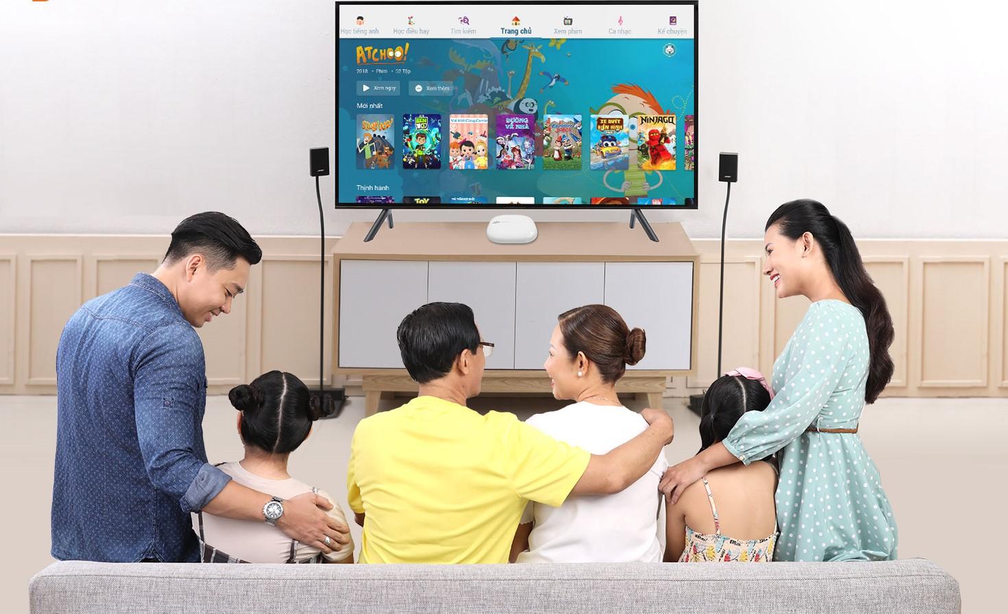 Truyền hình FPT tiến lên 4K, đẩy mạnh hệ sinh thái nội dung vì khách hàng - Ảnh 4.