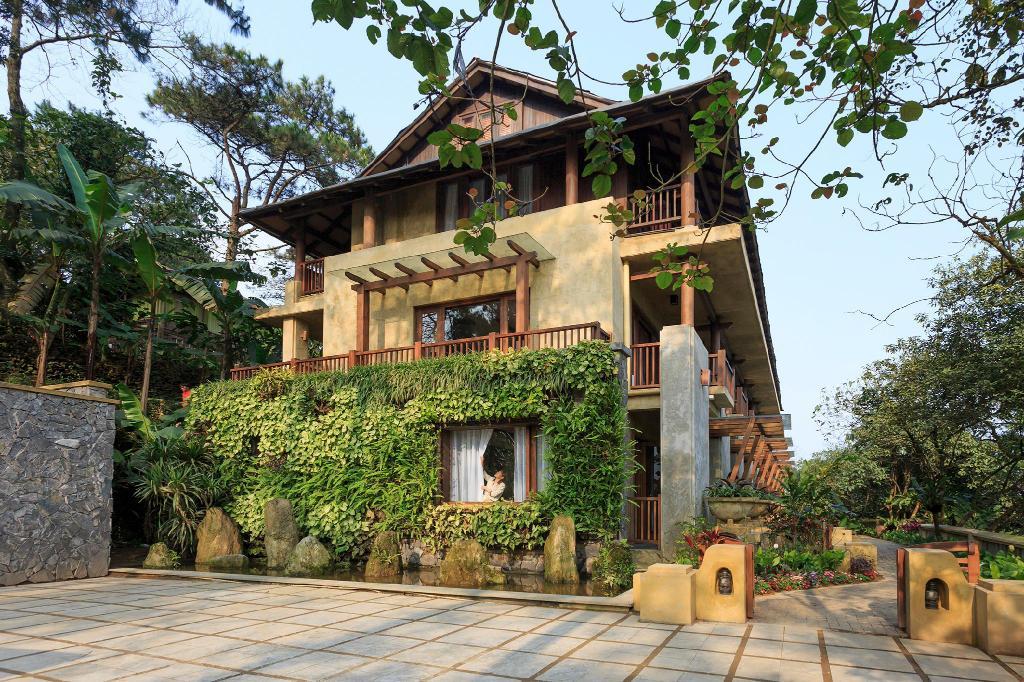 Loạt resort ngoại thành Hà Nội giảm giá mạnh dịp cuối năm - Ảnh 1.