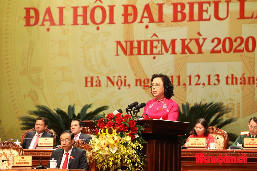 Hà Nội đặt mục tiêu là thành phố kết nối toàn cầu, thu nhập đầu người đạt gần 200 triệu đồng - Ảnh 2.