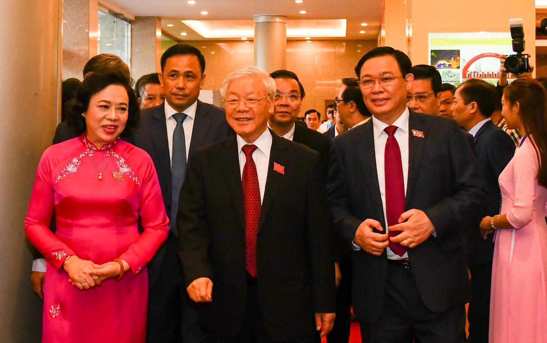 Hà Nội đặt mục tiêu là thành phố kết nối toàn cầu, thu nhập đầu người đạt gần 200 triệu đồng - Ảnh 1.