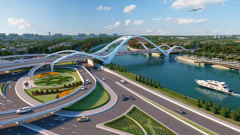 Khởi động dự án xây dựng cầu Rào hơn 2.200 tỉ đồng ở Hải Phòng - Ảnh 2.