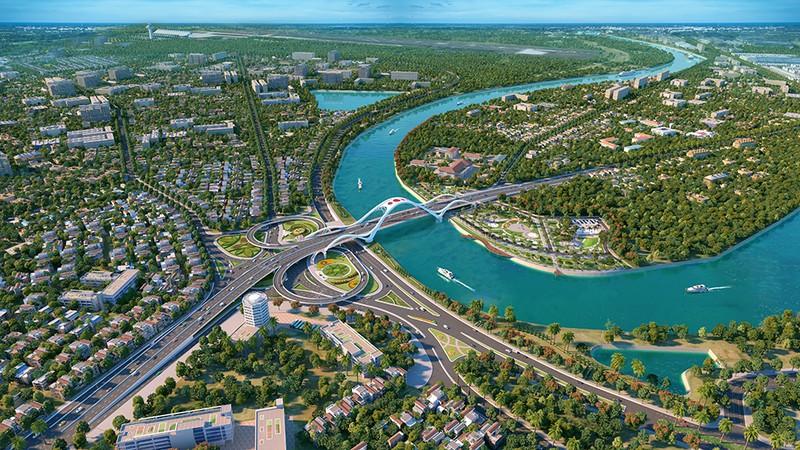 Khởi động dự án xây dựng cầu Rào hơn 2.200 tỉ đồng ở Hải Phòng - Ảnh 3.