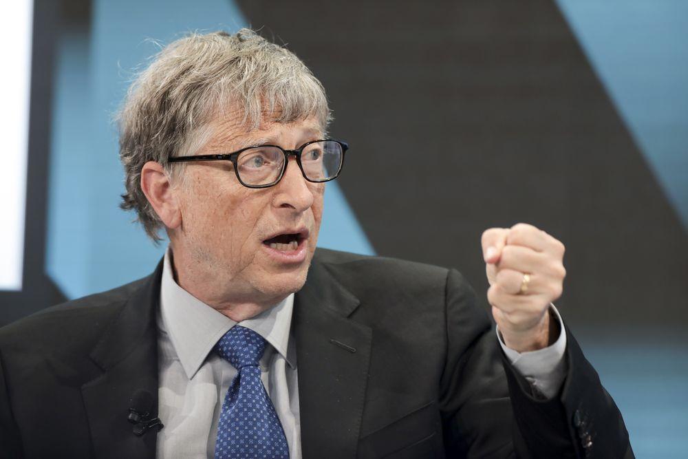 14 dự đoán 22 năm trước của Bill Gates đã trở thành hiện thực - Ảnh 1.