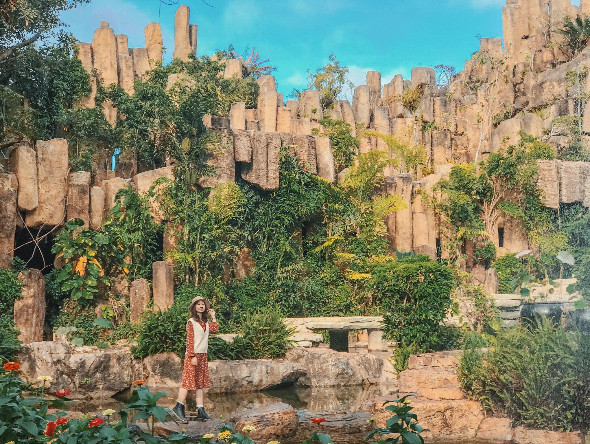 Ngất ngây với gam màu núi rừng Tây Nguyên trong chuyến du lịch Pleiku - Ảnh 1.