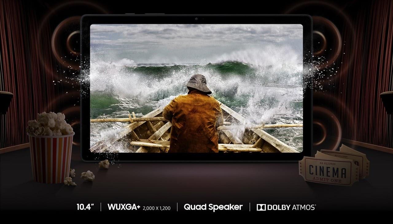 Samsung Galaxy Tab A7 ra mắt tại thị trường Việt Nam, màn hình 10.4 inch với giá bán 7.99 triệu đồng - Ảnh 1.