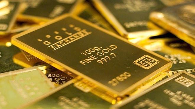 Giá vàng hôm nay 14/10: Vàng miếng SJC mất thêm 400.000 đồng/lượng - Ảnh 1.