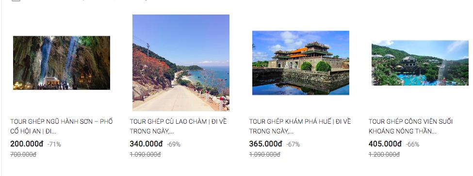 Nhiều tour du lịch nội địa tiếp tục giảm giá đến 70% - Ảnh 1.