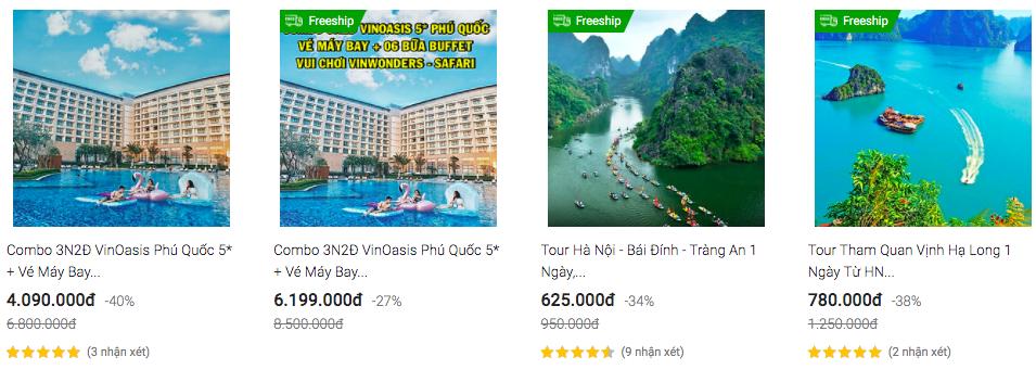 Nhiều tour du lịch nội địa tiếp tục giảm giá đến 70% - Ảnh 2.