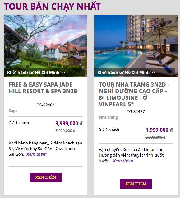 Nhiều tour du lịch nội địa tiếp tục giảm giá đến 70% - Ảnh 4.