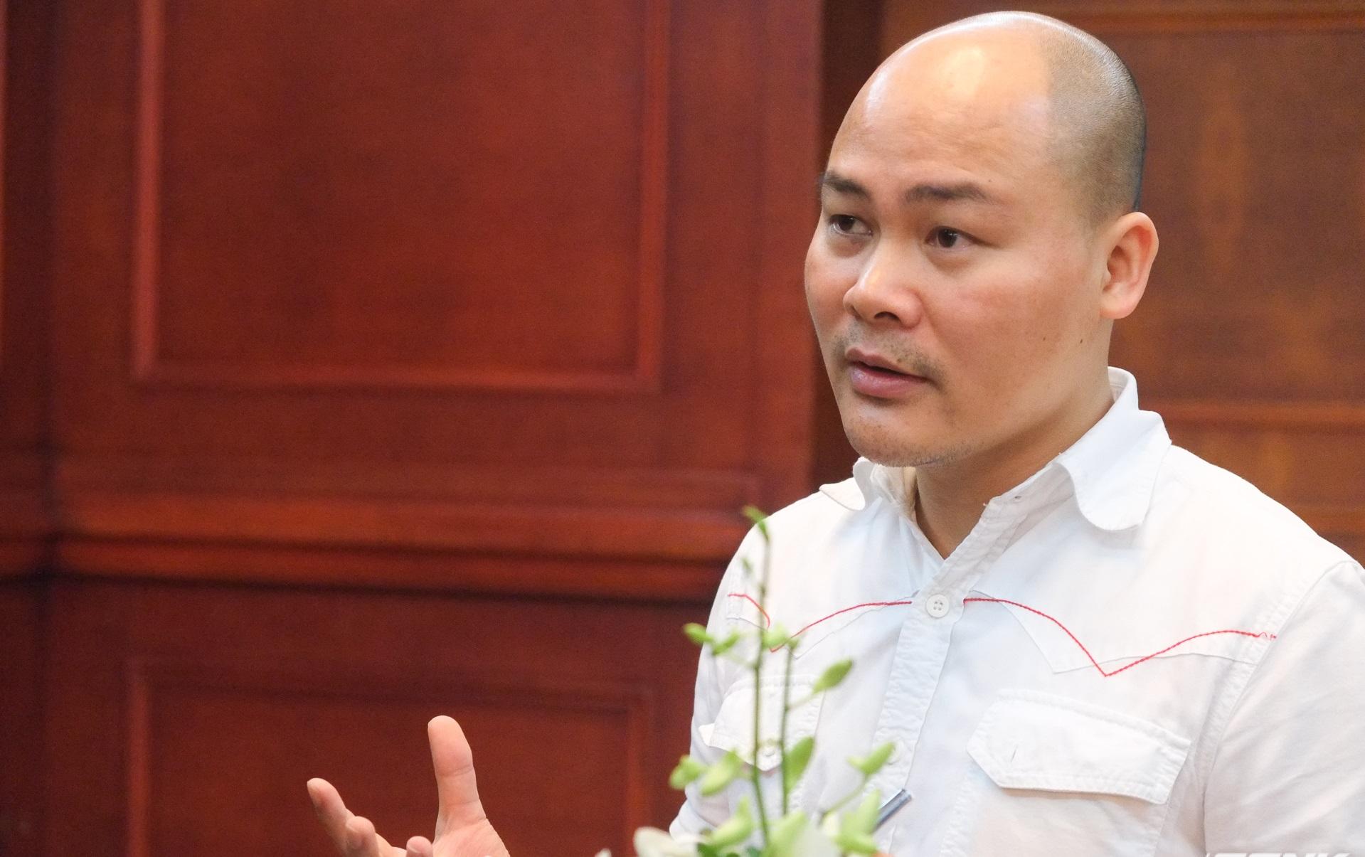 CEO Bkav nói về sách tiếng Việt lớp 1: 'Nội dung gây bão mấy ngày qua chỉ là một phần của câu chuyện' - Ảnh 2.