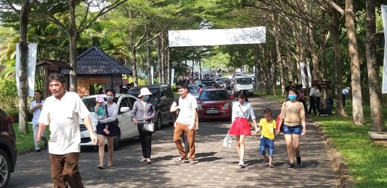 Đồng Nai duyệt qui hoạch khu du lịch 77 ha tại Trảng Bom - Ảnh 1.