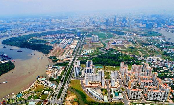 Xử lí tài chính và xử lí khác hơn 663 tỉ đồng các dự án BT tại Thủ Thiêm - Ảnh 1.