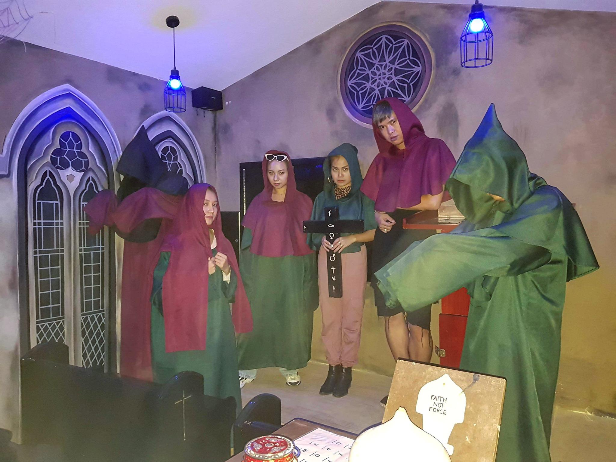 Những địa chỉ chơi game nhập vai Escape The Room gây sốt mùa Halloween năm nay  - Ảnh 7.