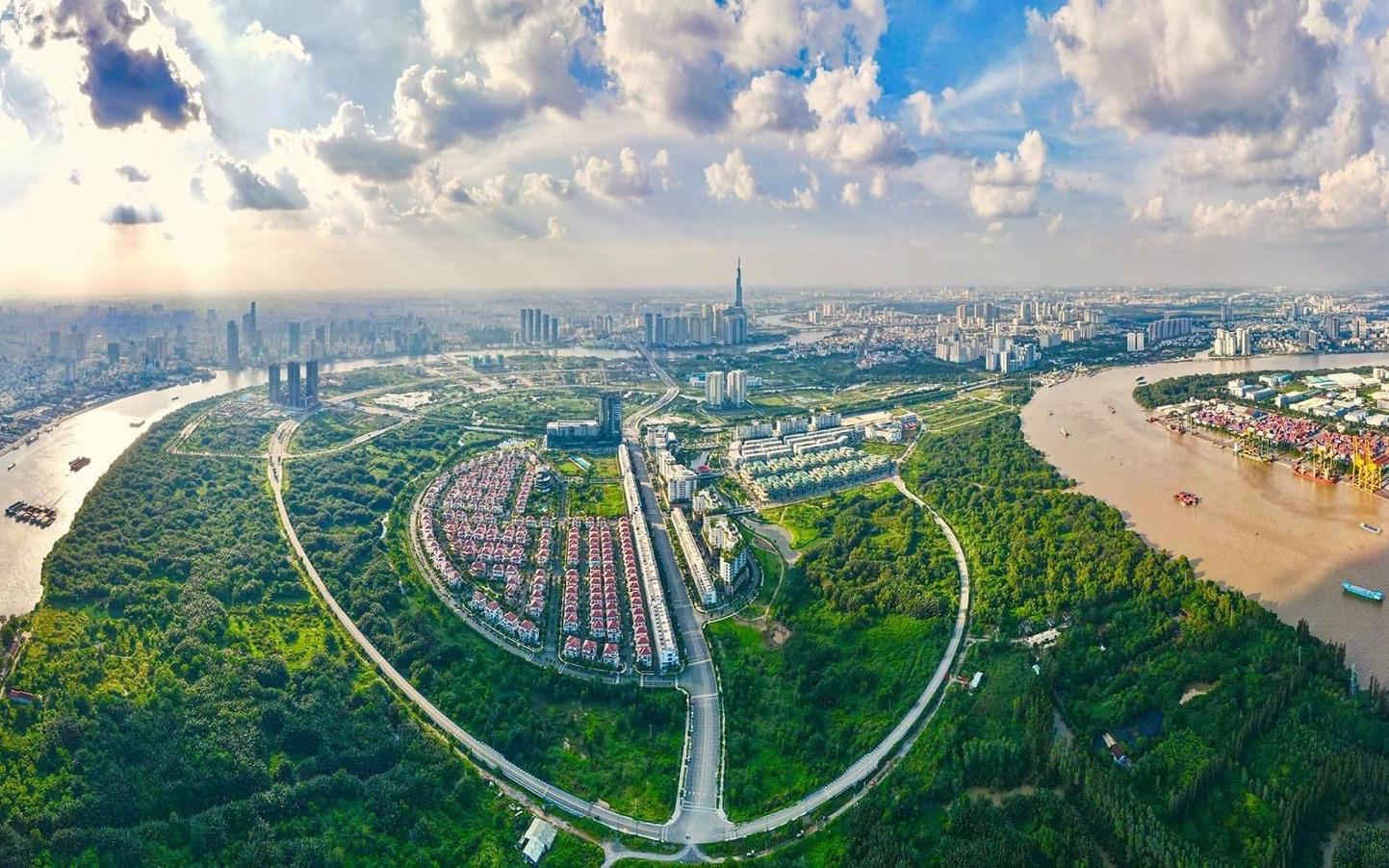 Diện mạo chi tiết thành phố Thủ Đức trong tương lai - Ảnh 2.