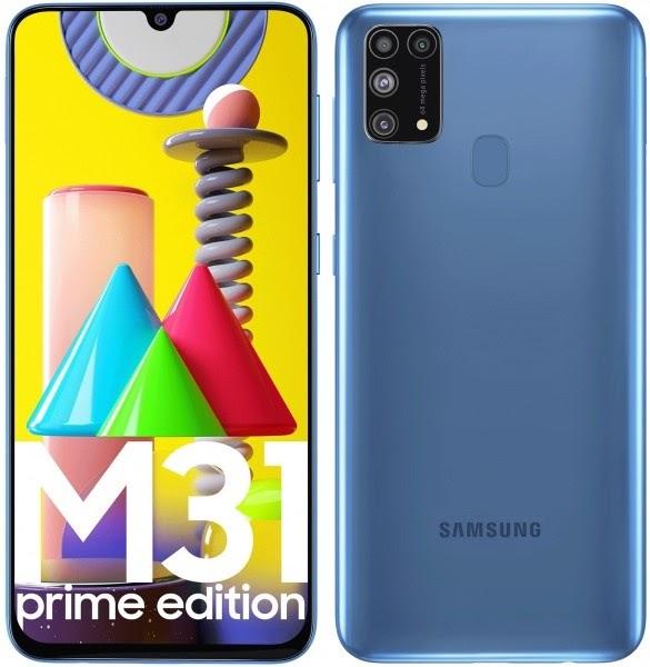 Samsung Galaxy M31 Prime Edition trình làng, với giá bán 5,2 triệu đồng - Ảnh 2.