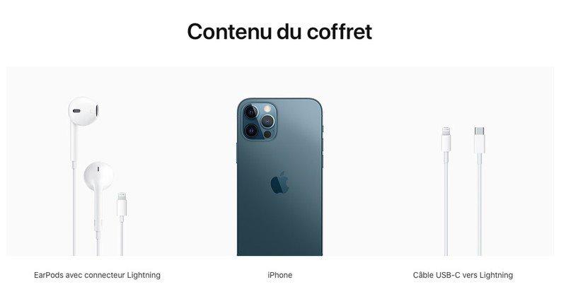 Tai nghe EarPods của Apple vẫn xuất hiện trong hộp iPhone 12 tại Pháp - Ảnh 1.
