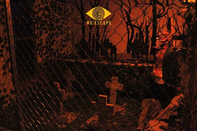 Những địa chỉ chơi game nhập vai Escape The Room gây sốt mùa Halloween năm nay  - Ảnh 2.