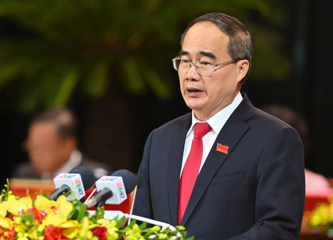 Ông Nguyễn Thiện Nhân tiếp tục theo dõi, chỉ đạo Đảng bộ TP HCM - Ảnh 1.