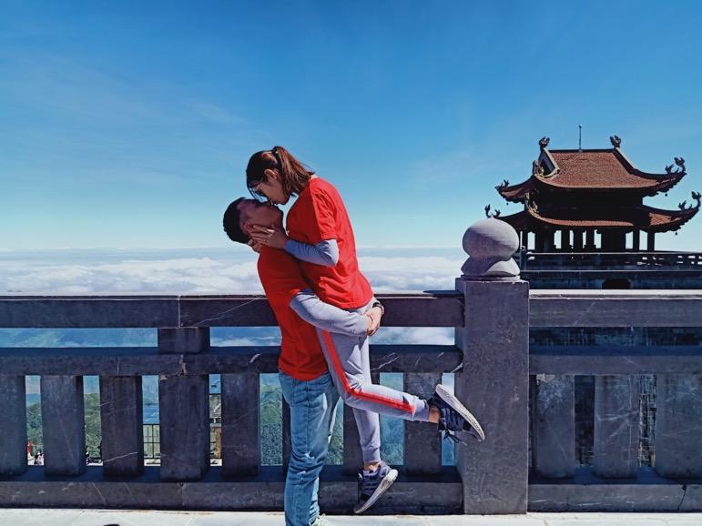 Săn mây trên đỉnh Fansipan – chốn hẹn hò ngọt lịm cho ngày 20/10 - Ảnh 4.