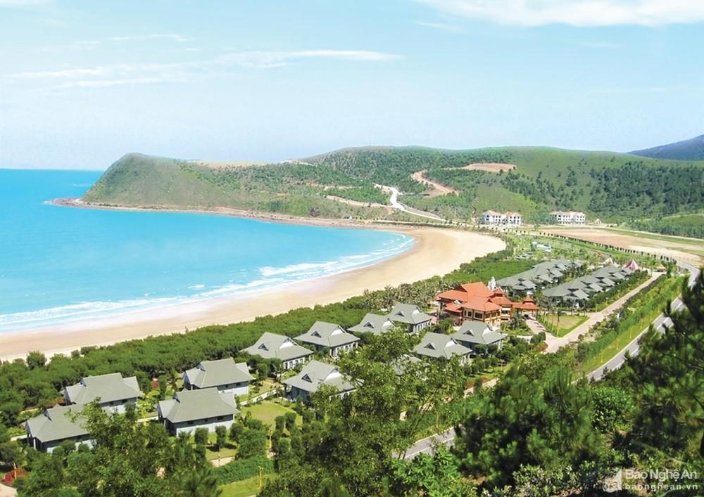 Tân Á Đại Thành khởi công khu du lịch 2.500 tỉ đồng tại Nghệ An - Ảnh 1.