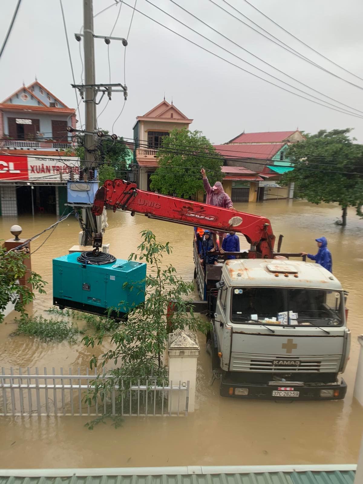 Tổng cục Phòng chống thiên tai ứng dụng OTT để thông tin khẩn về tình hình lũ lụt miền trung - Ảnh 5.