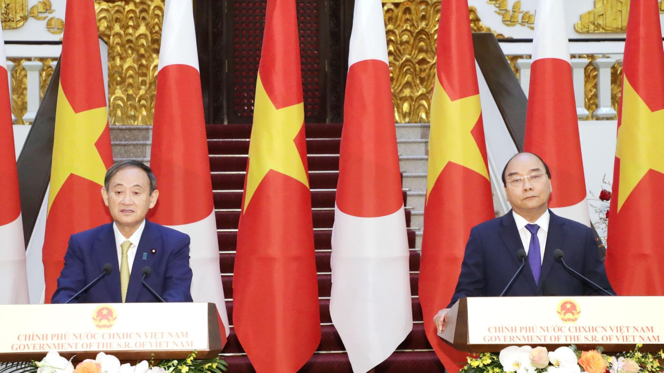 Truyền thông quốc tế đưa tin về chuyến thăm Việt Nam của tân Thủ tướng Nhật Bản - Ảnh 4.
