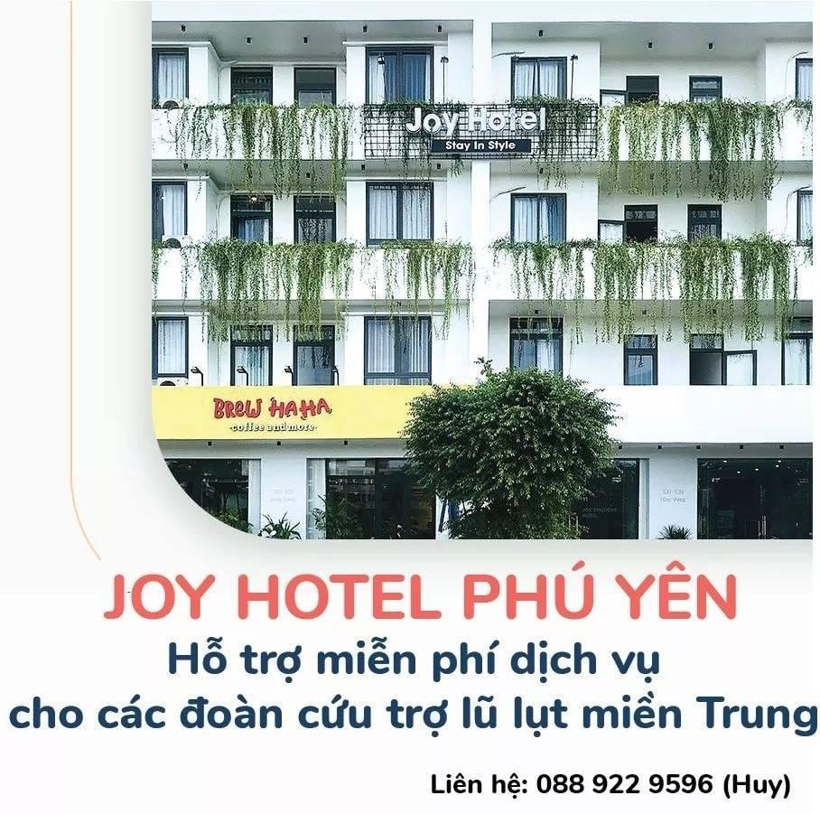 Khách sạn tại Phú Yên miễn phí cho đoàn từ thiện đến miền Trung - Ảnh 2.
