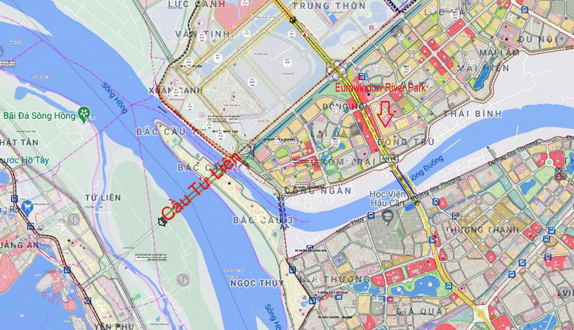 Dự án Eurowindow River Park đang mở bán: Cửa ngõ Đông Bắc Hà Nội, view hai sông lớn - Ảnh 16.