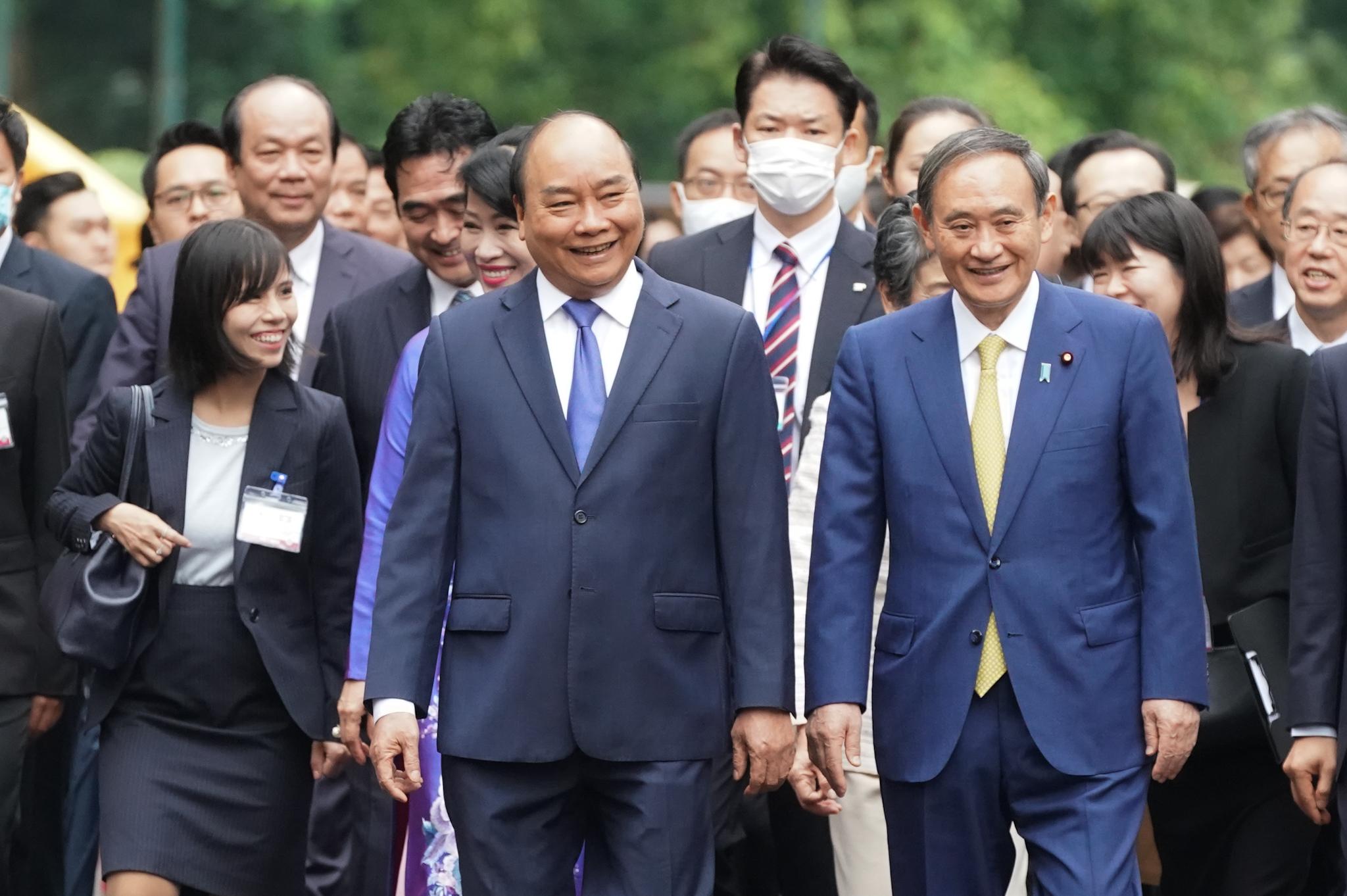 Truyền thông quốc tế đưa tin về chuyến thăm Việt Nam của tân Thủ tướng Nhật Bản - Ảnh 3.