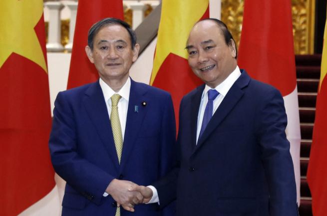 Truyền thông quốc tế đưa tin về chuyến thăm Việt Nam của tân Thủ tướng Nhật Bản - Ảnh 2.