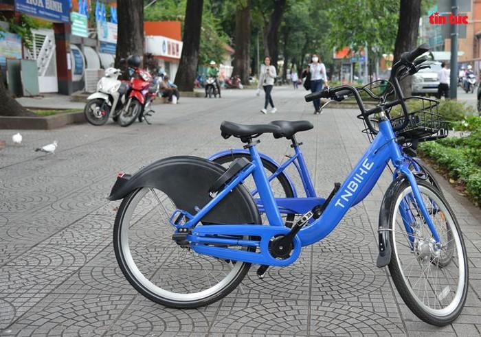 Giá tiền và cách thuê xe đạp công cộng tại TP HCM  - Ảnh 2.