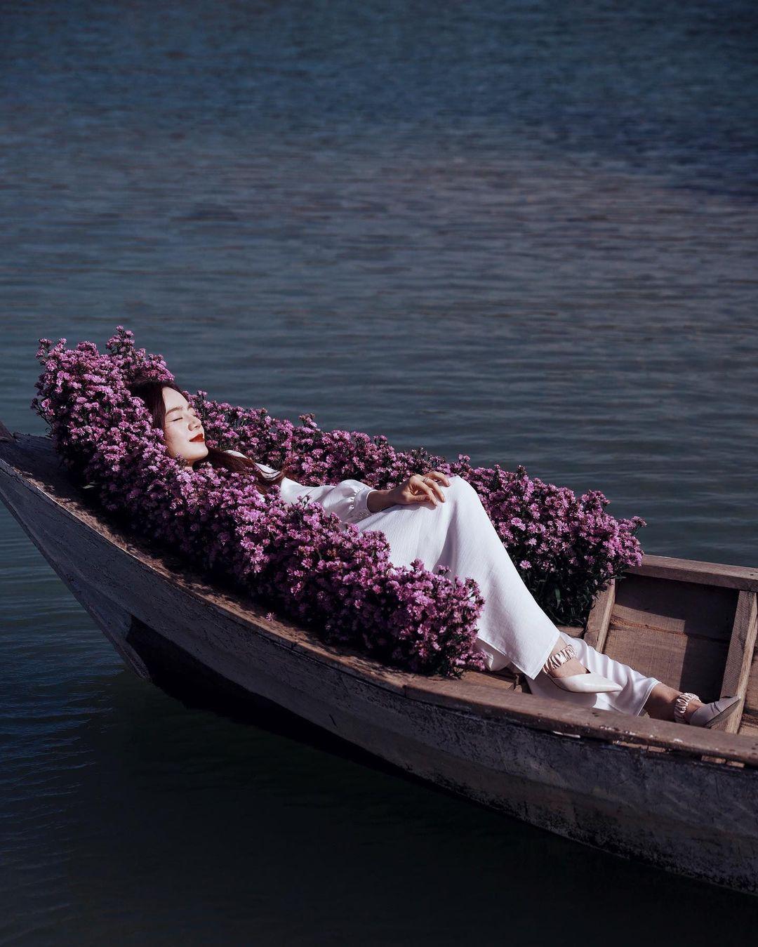 Bật mí 5 góc chụp 'đẹp miễn chê' tại hồ Đá Xanh, Vũng Tàu  - Ảnh 6.