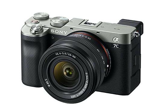 Máy ảnh full-frame nhỏ nhất thế giới đã có mặt tại Việt Nam - Ảnh 2.
