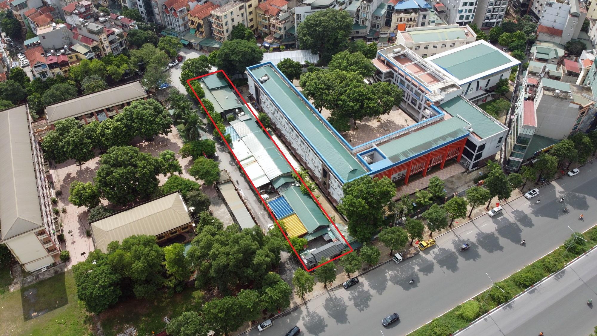 Những mảnh đất chưa sử dụng theo qui hoạch ở vùng qui hoạch đẹp Keangnam - Ảnh 2.