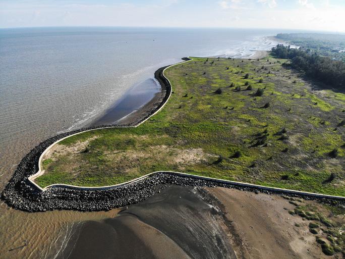 TP HCM giải thể Tổ Công tác dự án Khu đô thị du lịch lấn biển Cần Giờ - Ảnh 1.