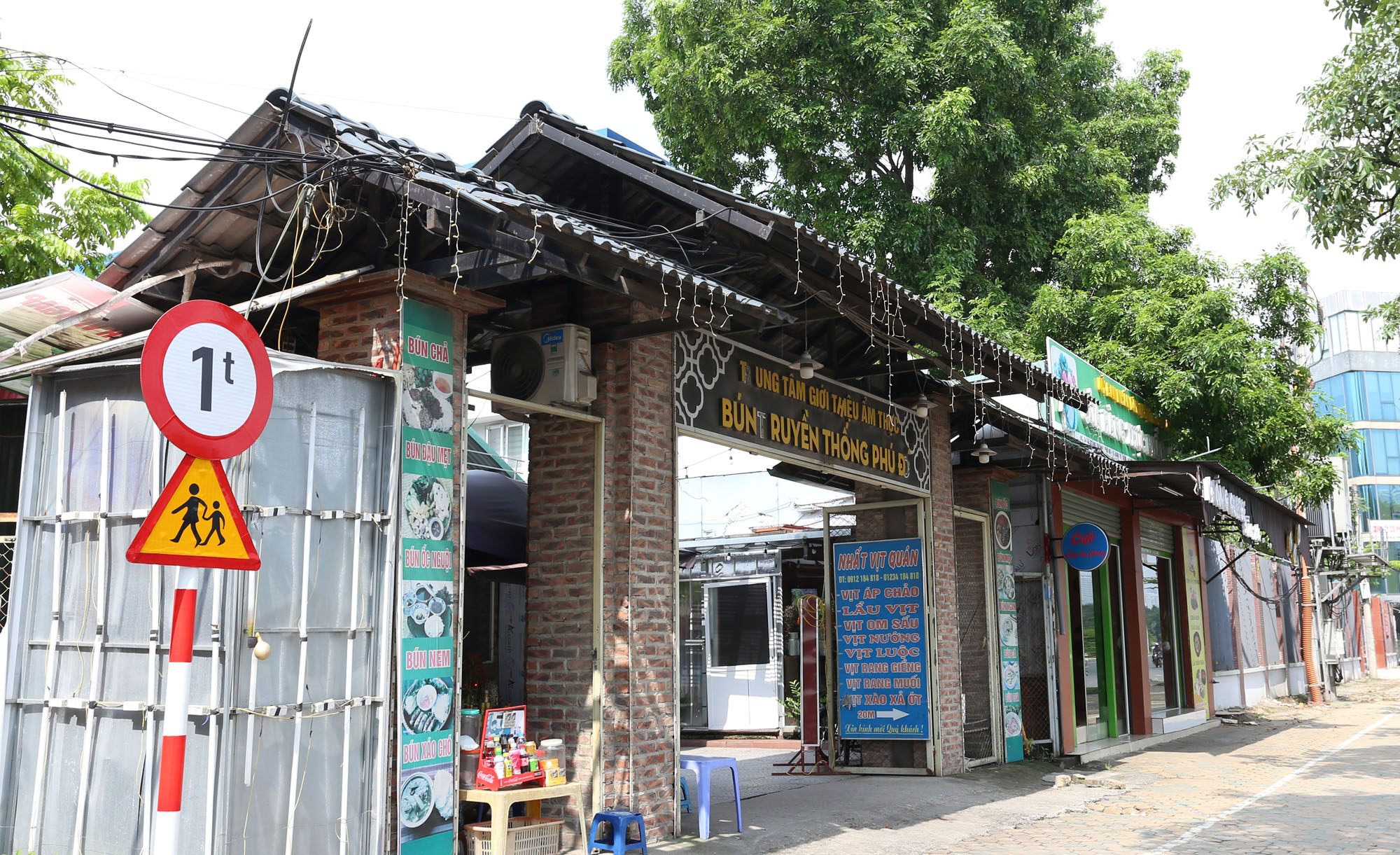 Những mảnh đất chưa sử dụng theo qui hoạch ở vùng qui hoạch đẹp Keangnam - Ảnh 3.